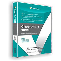 CheckMark 1099 WindowsMac Download Version