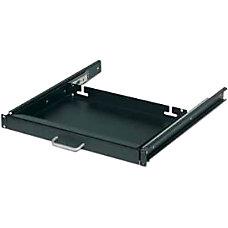 Schneider Electric 17 Keyboard Drawer Black