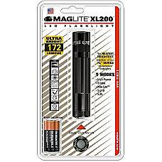 Mag Lite XL200 LED Flashlight