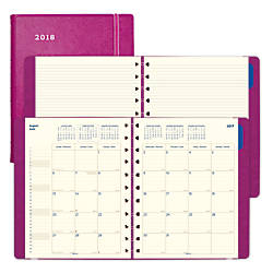 Filofax 17 Month Monthly Planner 10