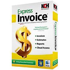 Express Invoice Download Version