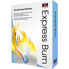 Express Burn Plus CDDVD Download Version