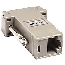 Raritan Null Modem Adapter