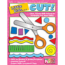 Scholastic Little Kids Cut
