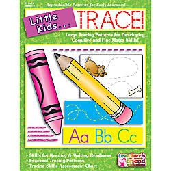 Scholastic Little Kids Trace