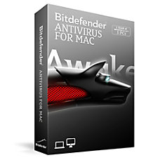 Bitdefender Antivirus for Mac 3 Users