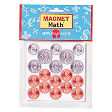 Dowling Magnet Math Coins Ages 10