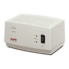APC Line R 600VA Line Conditioner