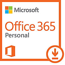Microsoft Office 365 Personal For PCMac