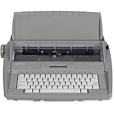 Brother SX 4000 Electronic Typewriter With