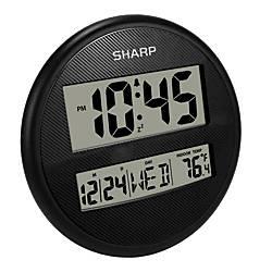 Sharp Wall And Table Clock 7