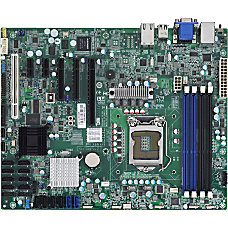 Tyan S5512 Server Motherboard Intel C204