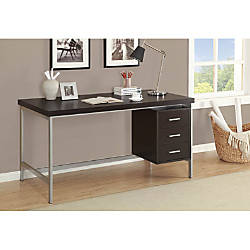 Monarch Specialties Metal Computer Desk With