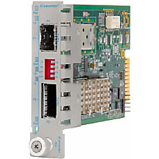 iConverter 10 Gigabit Fiber Media Converter