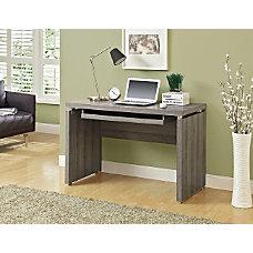 Monarch Specialties Fiberboard Computer Desk With