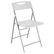 Alba CPSMILE Chair White Set Of
