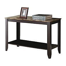 Monarch Specialties Console Table Rectangle 29