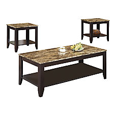 Monarch Specialties Promotional Table Set Rectangle