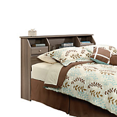 Sauder Shoal Creek Headboard Bookcase FullQueen