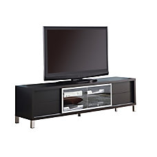 Monarch Specialties Hollow Core Euro TV