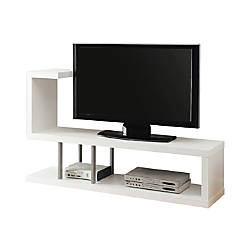 Monarch Specialties Particleboard TV Stand For