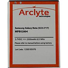 Arclyte Samsung Batt Galaxy Note Galaxy