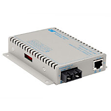 iConverter 1000Mbps Gigabit Ethernet Fiber Media