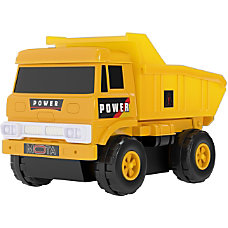 MOTA Mini Construction Toy Dump Truck