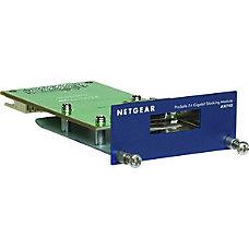 NetgGear ProSafe AX742 24 Gigabit Stacking