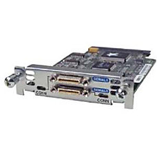 Cisco 2 Port AsynchronousSynchronous Serial WAN