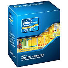 Intel Core i7 i7 4930K Hexa