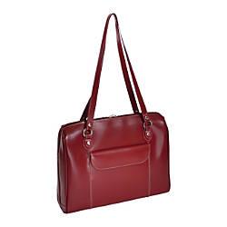 McKleinUSA Glenview Leather Ladies Laptop Case