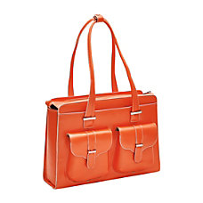 McKleinUSA Alexis Leather Ladies Briefcase For