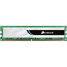 Corsair Value Select 1GB DDR SDRAM