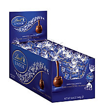 Lindt Lindor Dark Chocolate Truffles Box