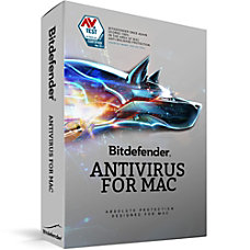 Bitdefender Antivirus for Mac 2017 1