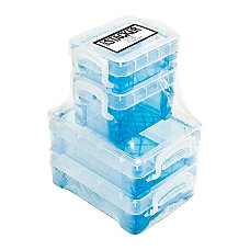 Super Stacker Storage Boxes 5 Cups