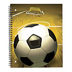 Office Depot Brand Sports Notebook Soccer