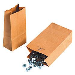 Office Depot Brand Hardware Bags Kraft