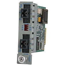 Omnitron Systems iConverter GXF Media Converter