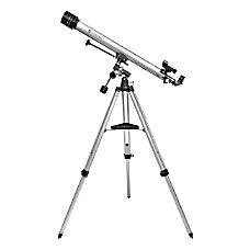 Barska Starwatcher Refractor Telescope 90060 Silver