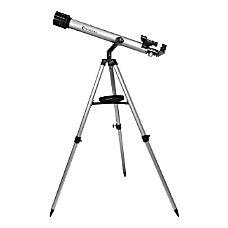 Barska Starwatcher Refractor Telescope 80060 Silver