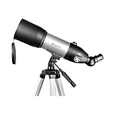 Barska Starwatcher Refractor Telescope 40080 Silver