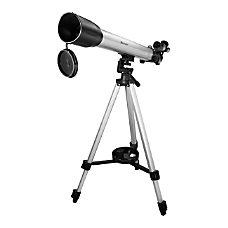 Barska Starwatcher Refractor Telescope 70060 Silver