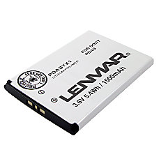 Lenmar PDASYX1 PDA Battery For Sony