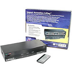 C2G 3 Play Component Video TOSLINK