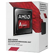 AMD A8 7600 Quad core 4