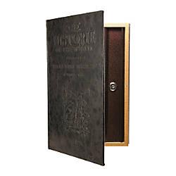 Barska Key Lock Antique Book Lock
