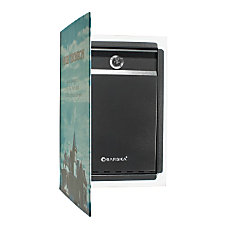 Barska Key Lock Dual Book Lock