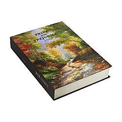 Barska Key Lock Real Paper Book